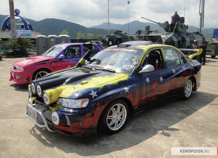 Машины из форсажа 5 фото