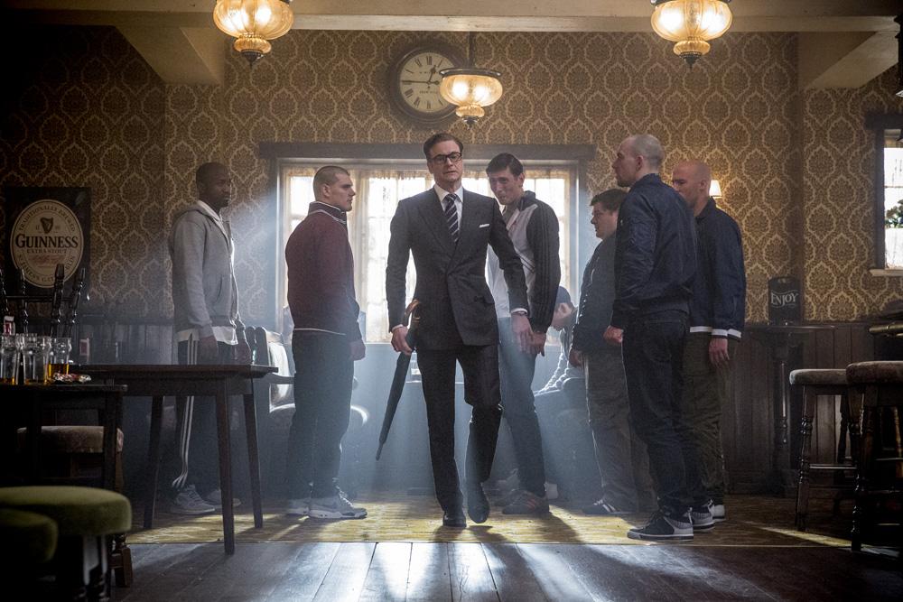 Kingsman: The Secret Service (2014) subtitrat in romana