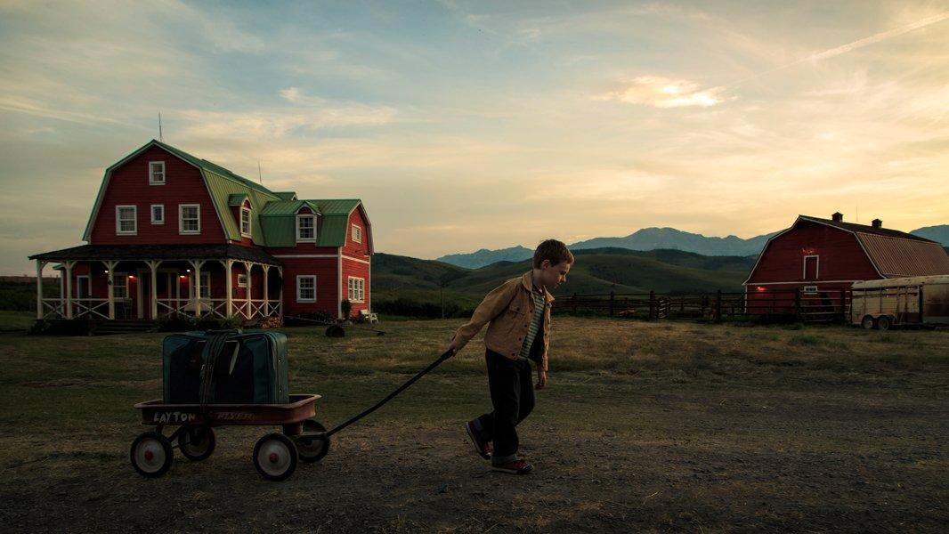 «Невероятное Путешествие Мистера Спивета» — 2013