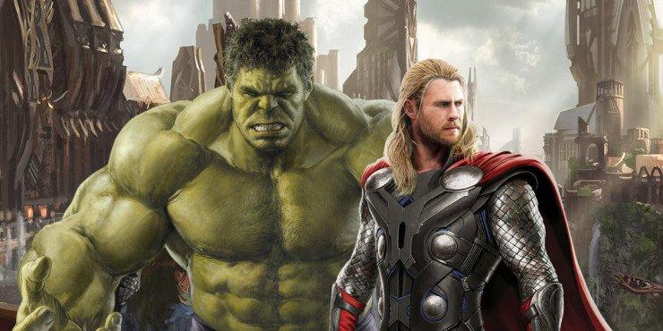 Халк против Тора: кто сильнее по мнению Стэна Ли