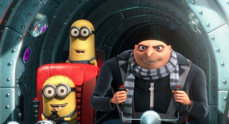 Вглобальной web-сети появился трейлер кмультфильму «Гадкий Я3»