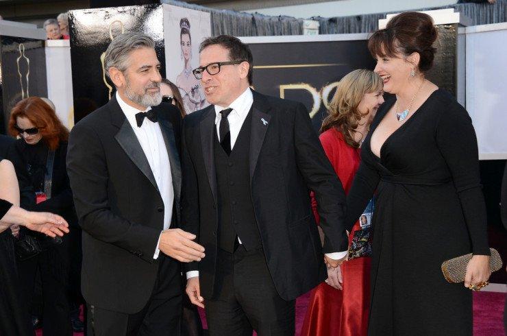 Джордж Клуни дрался с Дэвидом О. Расселом