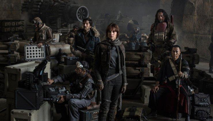 Успех в прокате киноленты «Изгой-Один: Звездные войны. Истории»