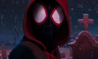 Человек-паук: Через вселенные   Трейлер